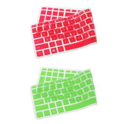 Tastiera in gel per tastiera 2Pcs per HP Pavilion 15''Laptop