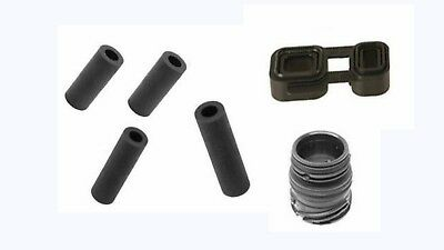 OEM ZF 6HP26 6HP28 Valve Body to case Sleeve Connector Seal kit 6pcs BMW