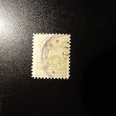 France Colony Morocco Tangier A Tetouan N°134 Obliteration Stamp Has Date Value