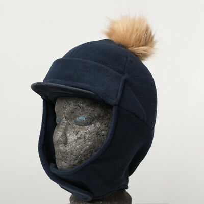 Fleece Riding Hat / Face Covers - Keep out the chill while you ride!