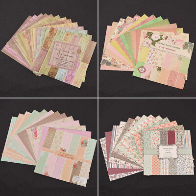 1 Set Paper Pad DIY Paper Crafts Scrapbooking Craft Card Making Origami Creative