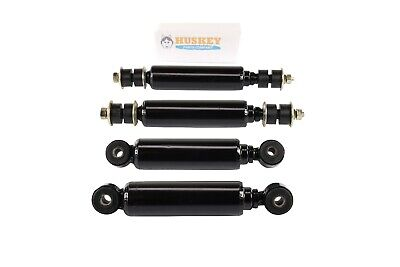 Club Car Precedent Front and Rear Shock Absorbers Fit 2004-up G&E Golf Carts