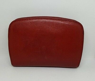 Vintage Coach Red 4302 Sh French Purse