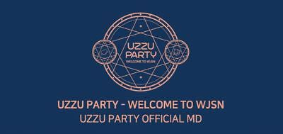 Wjsn Uzzu Party Welcome To Wjsn Official Goods Poster New
