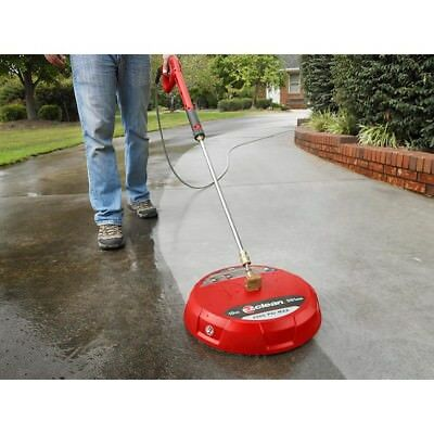 15 in. Surface Cleaner Pressure Washer Attachment Driveway Patio Deck