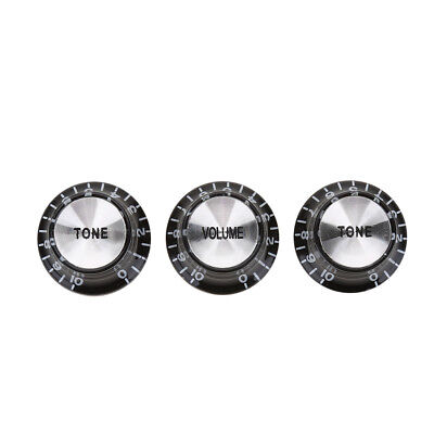 GUITAR KNOBS for Fender electric guitars Guitar Tone Volume Control Knobs