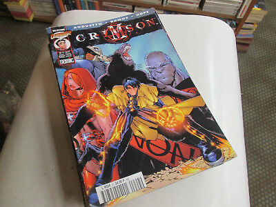 Crimson 4 ..comics  Semic..1999...tbe