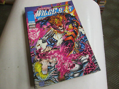 Wildcats 4...comics  Semic..1995..tbe .