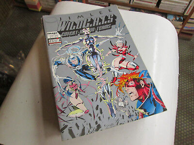 Wildcats 1 ...comics  Semic..1995..tbe .
