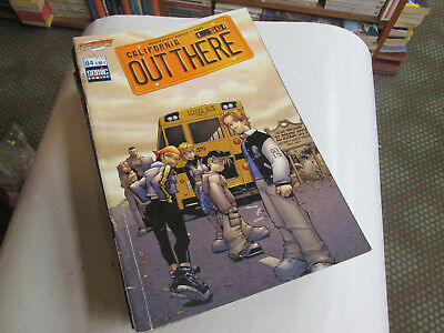 California  Out There 4 ..comics  Semic..2002.tbe .