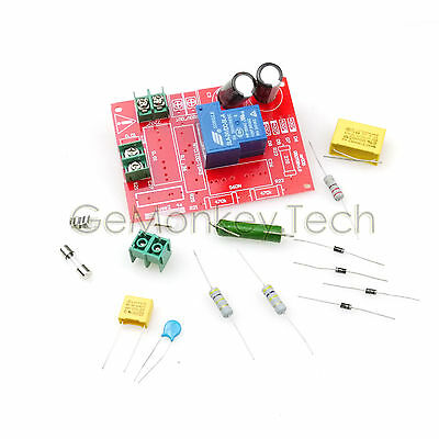 DIY Kits Soft Starting Switch Power For Amplifier 220-240VAC 2000W