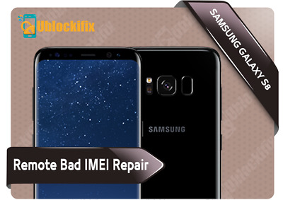 Samsung Galaxy S8 Tmobile G950U Imei Fix Remote Usb Free Unlock