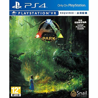 PS4 PSVR Ark Park VR (Asian English) ASIA EXCLUSIVE | BRAND NEW AND SEALED