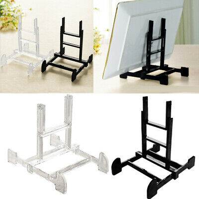 Modern Display Easel Bowl Plate Art Photo Picture Frame Holder Book Stands