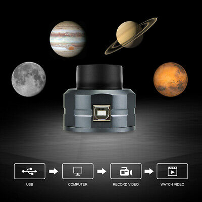 "New SVBONY 1.25"" Telescope Electronic Eyepiece 2MP Astronomy Camera"