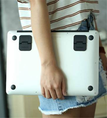 2X Multifunctional Notebook Cooling Pad Bracket  For Laptop Tablet PC