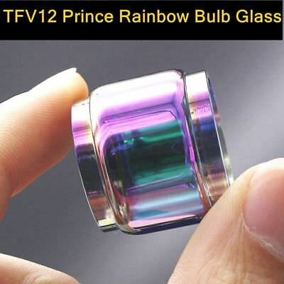 10 Colors - Authentic SMOK TFV12 Prince 8ml Extended Replacement Bulb Glass