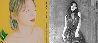 Girls' Generation SNSD TaeYeon Vol. 1 My Voice (Fine+I Got Love two album set)[+