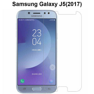 ... GALAXY J5 2015 J500 CLEAR. 100% Genuine Tempered Glass Screen Protector Guard for Samsung J5 (2017) uniquee