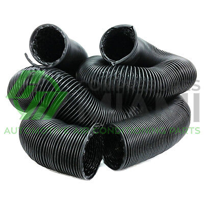 New A/C Reinforced Flex Duct Hose 2.5'' Diameter Order By Foot