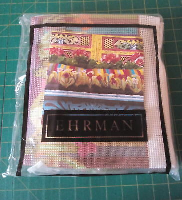 Ehrman Needlepoint Tapestry Kit 2002 Primula Draught Excluder Brandon Mably NEW