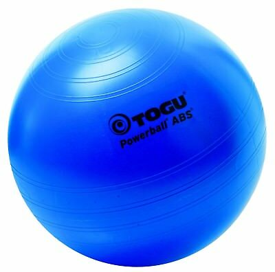 Togu Power ABS Sport and Wellness Exercise Ball Blue 55cm