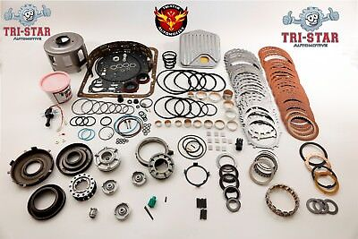 TH700-R4, 4L60 Transmission Rebuild Kit Performance Master Kit Stage 5