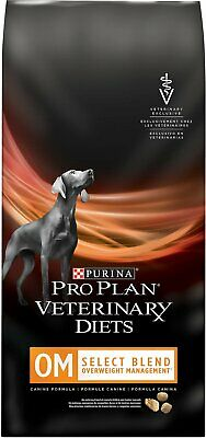 Purina Veterinary Diets Dog Food OM [Select Blends] (6 LB)