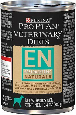 Purina Veterinary Diets Dog Food EN Canned [Naturals] (12 count)