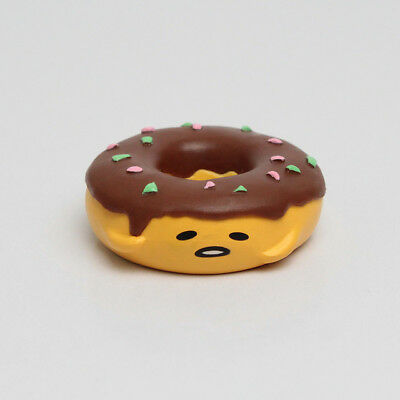Sanrio ぐでたま Gudetama Funny Show Choco Sweets Collection Chocolate donuts Figure