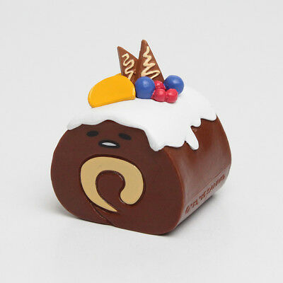 Sanrio ぐでたま Gudetama Funny Show Choco Sweets Collection Chocolate cake Figure