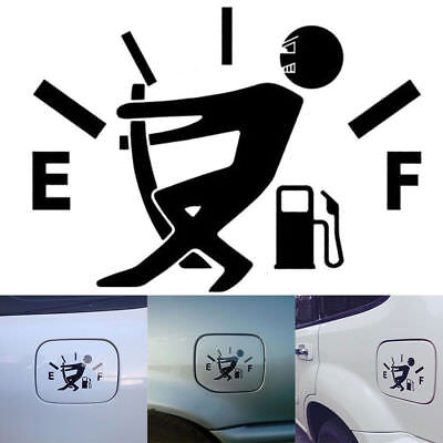 Funny Car Sticker Lowered Truck Boat Window Bumper Waterproof Vinyl Decor Decal