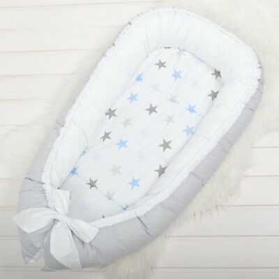SALE! Removable cover Baby Nest baby pod nest bed co sleeping portable babynest