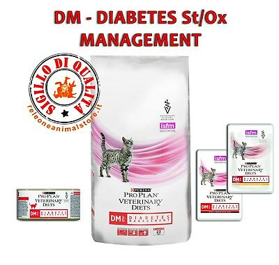 Purina ProPlan Veterinary Diets DM - DIABETES MANAGMENT GATTO Diabete