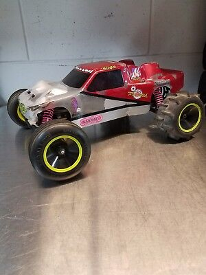 Team Losi Xxt Truck Vintage Rare Old School Rc 8500 Picclick