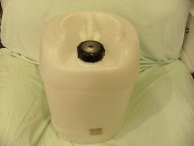 25 L LT Water Storage Cube Container Plastic Jerry Can Drum Tank uk made