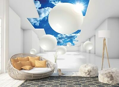 Wall Mural Photo Wallpaper Picture EASY-INSTALL Fleece 3D Abstract Art Sky New