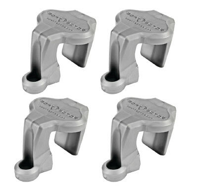 Extreme Max 3005.5002 BoatTector Pontoon Rail Fender Hanger/Adjuster  Pack of 4