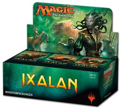 Magic Ixalan Booster Display (DE)
