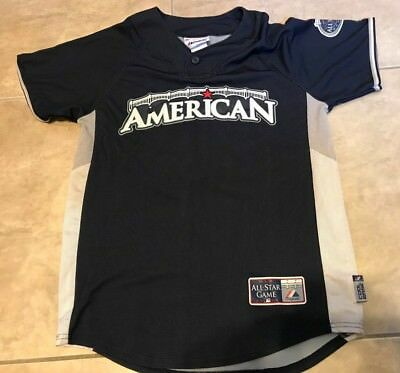 Mariano Rivera 41 New York Yankees All Star 2008 Game AL Jersey Youth L  Large 49f9b819e7d