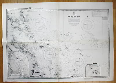 East Coast Australia Queensland Percy Isles Whitsunday Islands Australien map