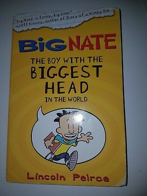 Big Nate - The Boy with the Biggest Head in the World by Lincoln Peirce