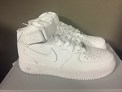 the latest 5a5e3 64420 Nike Air Force 1 Mid 07 Mens Shoes WhiteWhite 315123-111