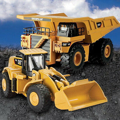 RC Truck 6CH Bulldozer Caterpillar Tractor Remote free shipping