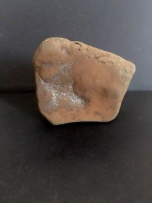 Sublime Upper Palaeolithic/Mesolithic Ironstone/Vitreous Pottery Mammoth