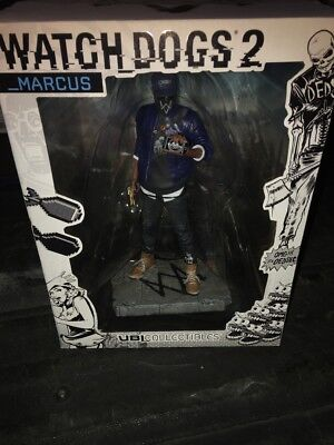 Watch Dogs 2 - Marcus Action Figure - Ubicollectibles UbisoftFREE SHIPPING
