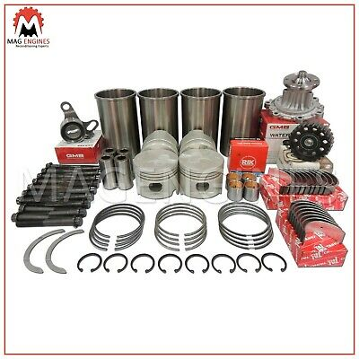 5L OVERHAUL REBUILD kit for Toyota engine HILUX HIACE gasket