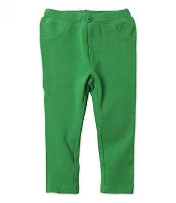 Zutano Primary Solid Stretch Knit Jegging- Apple, 3T