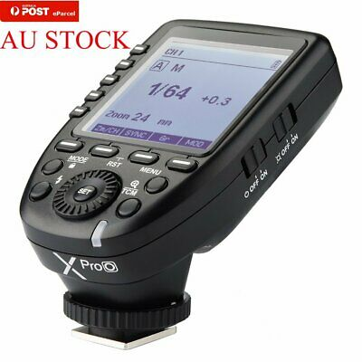 AU STOCK Godox XPro-O 2.4G TTL Wireless Flash Transmitter For Olympus/Panasonic