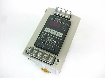 Omron S8Vs-18024A Dc Power Supply 24Vdc 7.5A